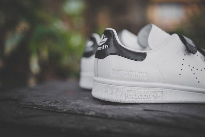 Raf Simons Adidas Stan Smith Comfort White Black 1