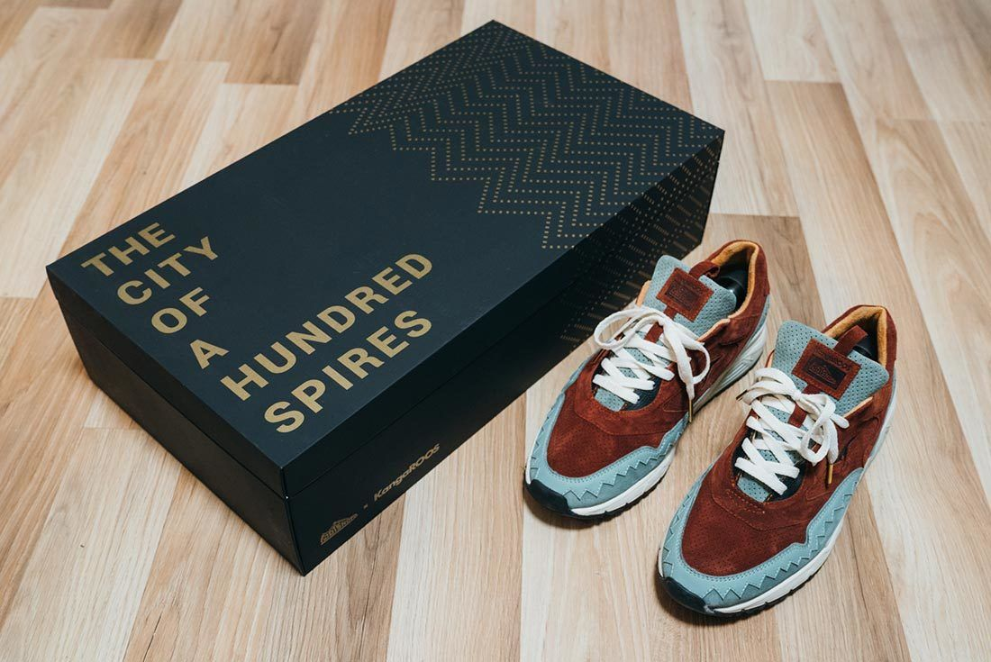 Kangaroos X Footshop The City Of A Hundred Spires Ultimate 3 Interview 1