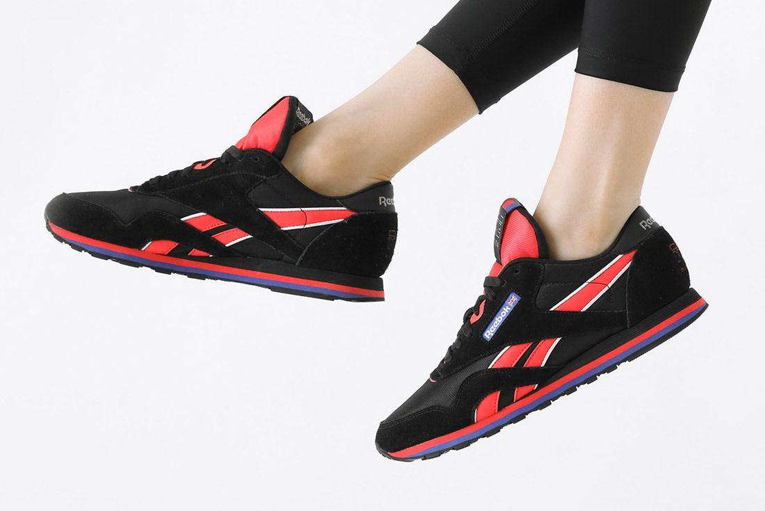 P E Nation X Reebok Classic Nylon Trainer 2018 Sneaker Freaker 1