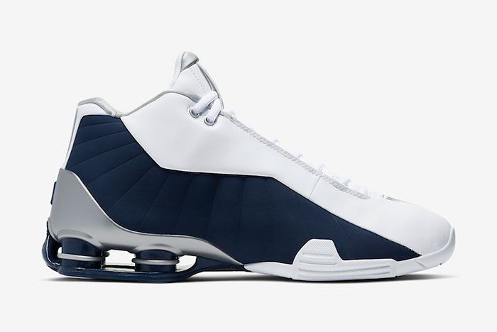 Nike Shox Bb4 Olympic 2019 At7843 100 Release Date 2 Side