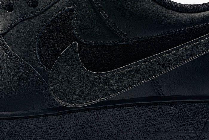 Nike Af1 Swoosh Pack Black Sneaker Freaker 8