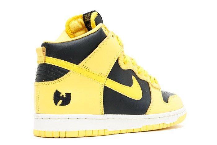 Nike Dunk Hi Le Wu Tang