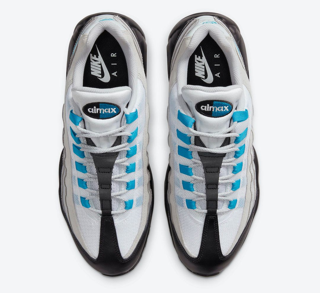 Nike Air Max 95 Laser Blue Top