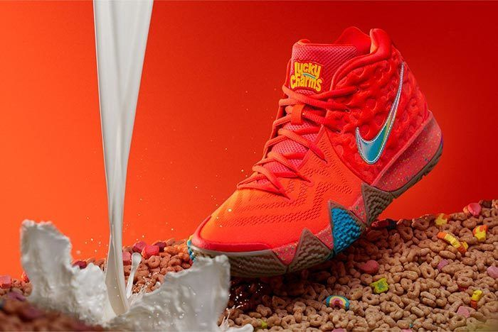 Nike Kyrie 4 Lucky Charms Release Date 1