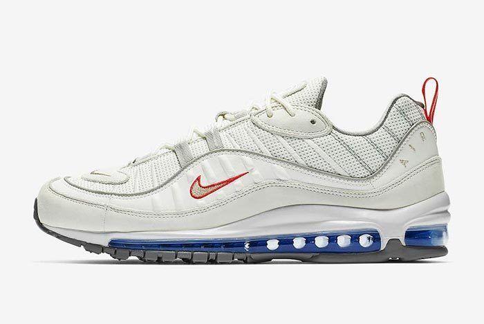 Nike Air Max 98 Summit White 5
