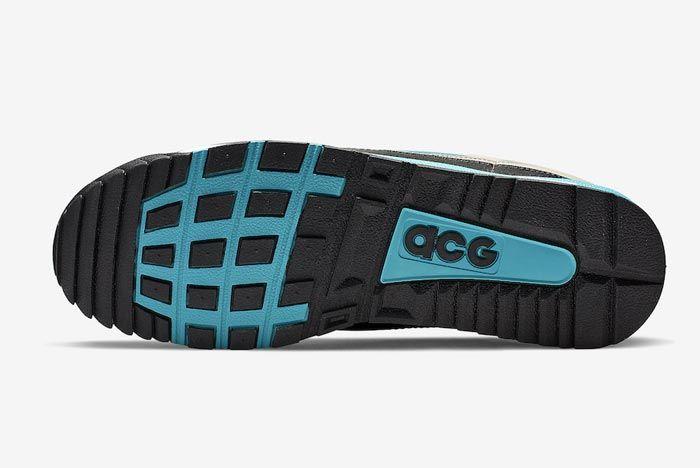 Nike Acg Wildwood Teal Nebula Outsole