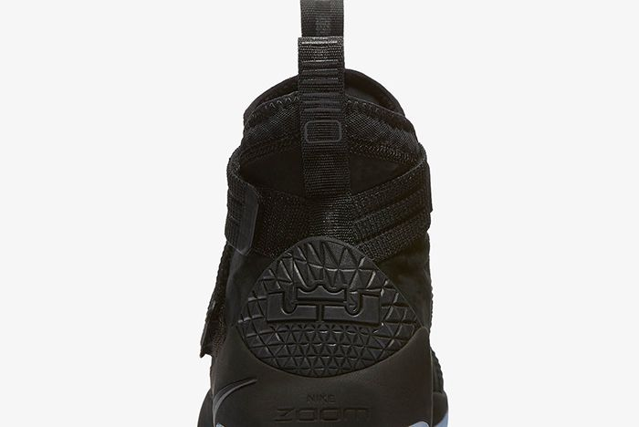 Nike Zoom Le Bron Soldier 11 Prototype3