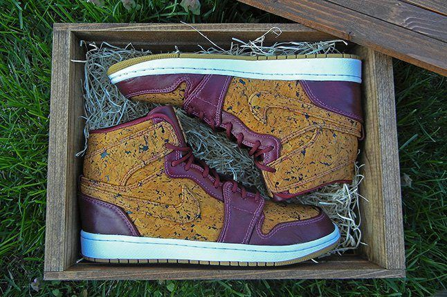 Jbf Customs Jordan1 Venetto 2013 Box 1