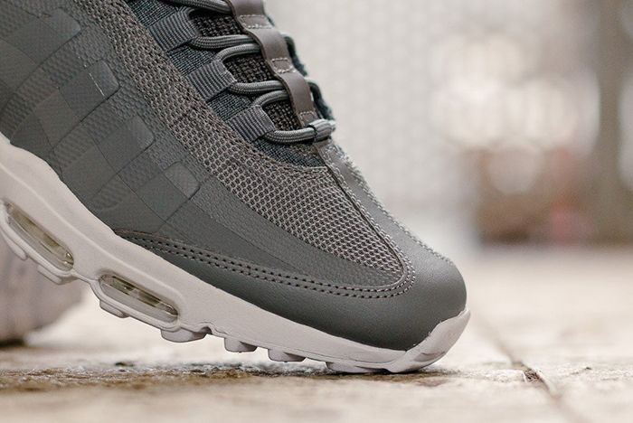 Nike Air Max 95 Cool Grey White4