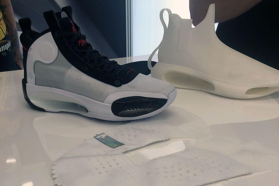 Air Jordan 34 Sneaker Freaker Exclusive Oregon4 Mould