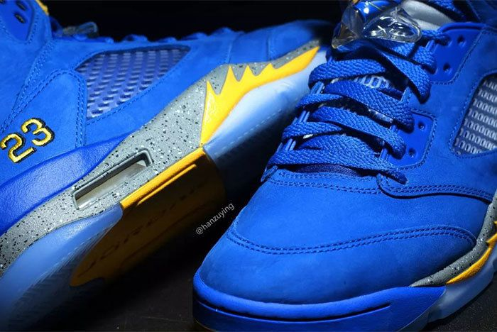 Air Jordan 5 Retro Jsp Laney Cd2720 400 Release Date 5