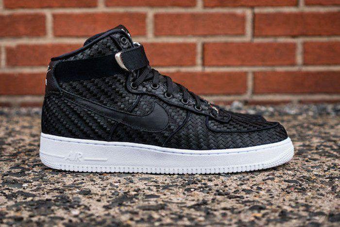 Nike Af1 Black 1