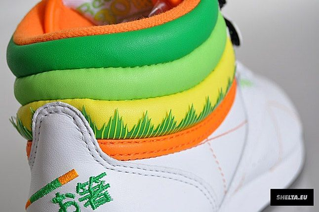 Reebok Freestyle Hi Sushi International 4 1