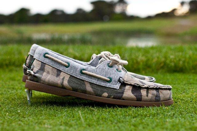 Extra Butter Sperry Top Sider