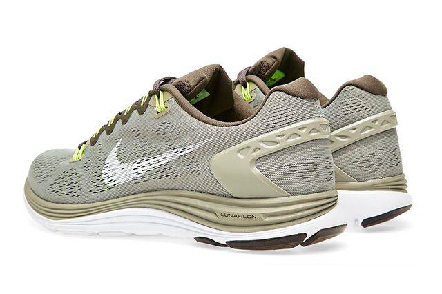 Nike Lunarglide 5 Mine Grey