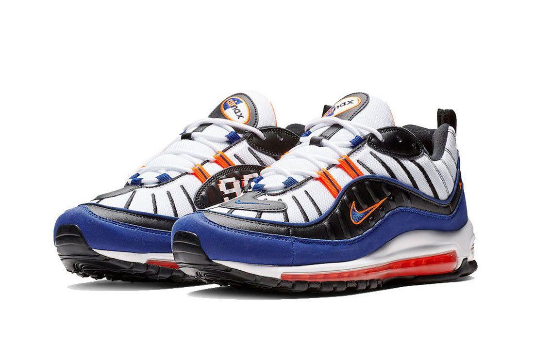 Nike Air Max 98 Knicks Sneaker Freaker1