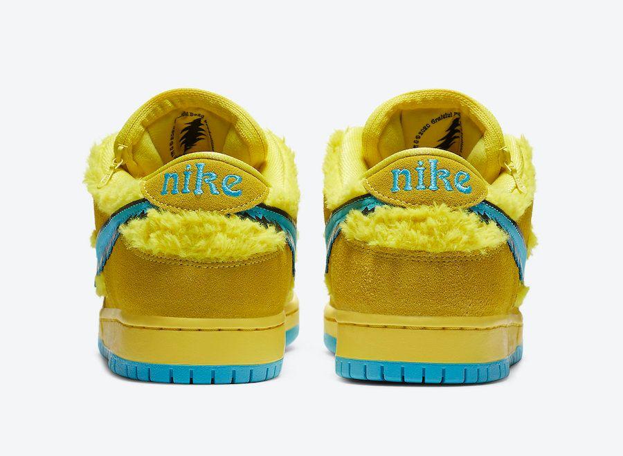 Grateful Dead x Nike SB Dunk Low