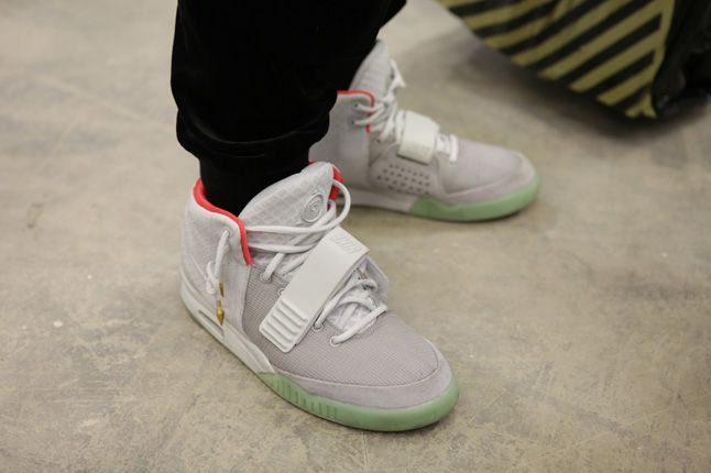 Sneaker Con New York Yeezy 1