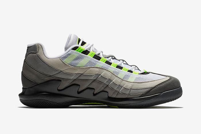 Nikecourt Vapor Rf X Air Max 95 2