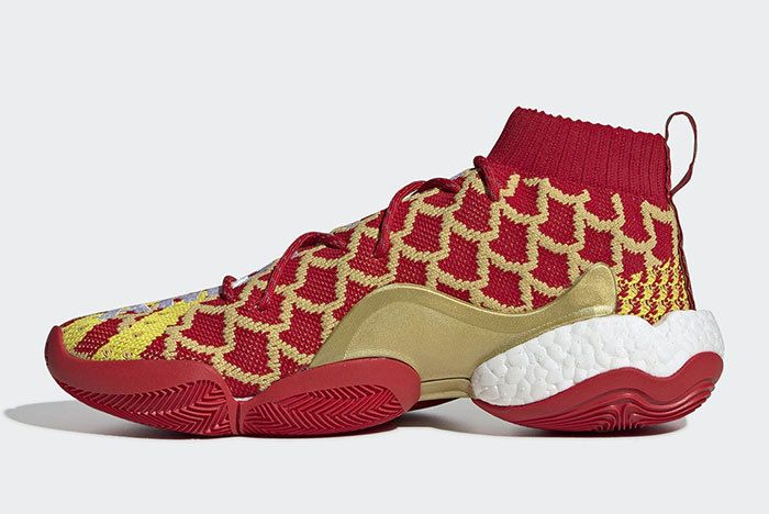 Pharrell Adidas Crazy Byw Chinese New Year 3