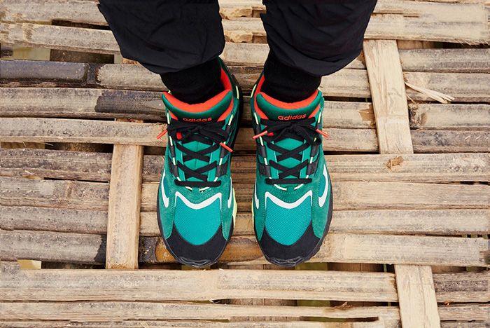 Adidas Lxcon Size Vietnam Top