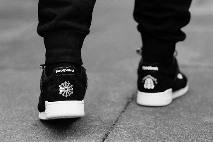 Footpatrol X Reebok Workout Lo Plus Blackbuck 4