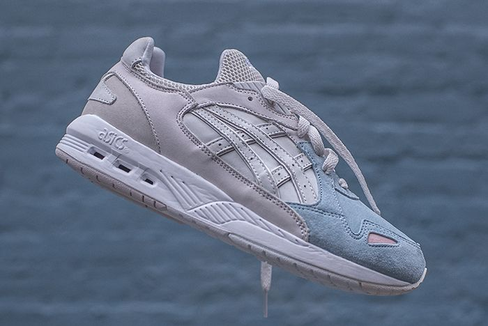 Ronnie Fieg Asics Gt Cool Express Sterling