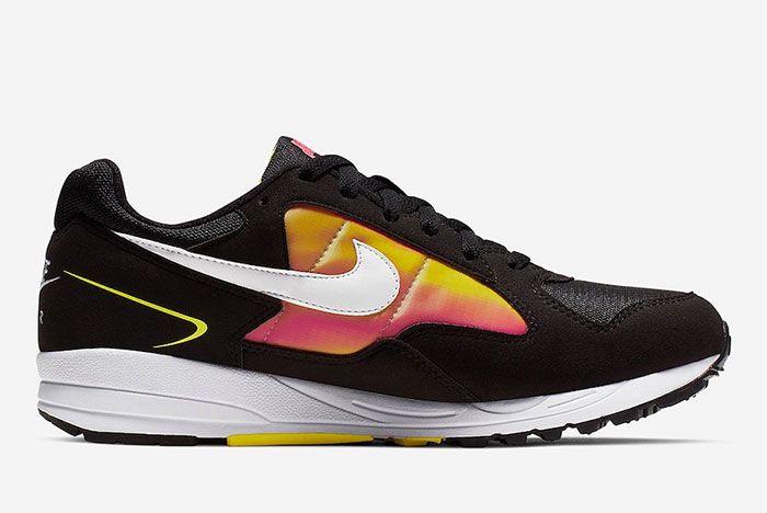 Nike Air Skylon 2 Pink Orange Right