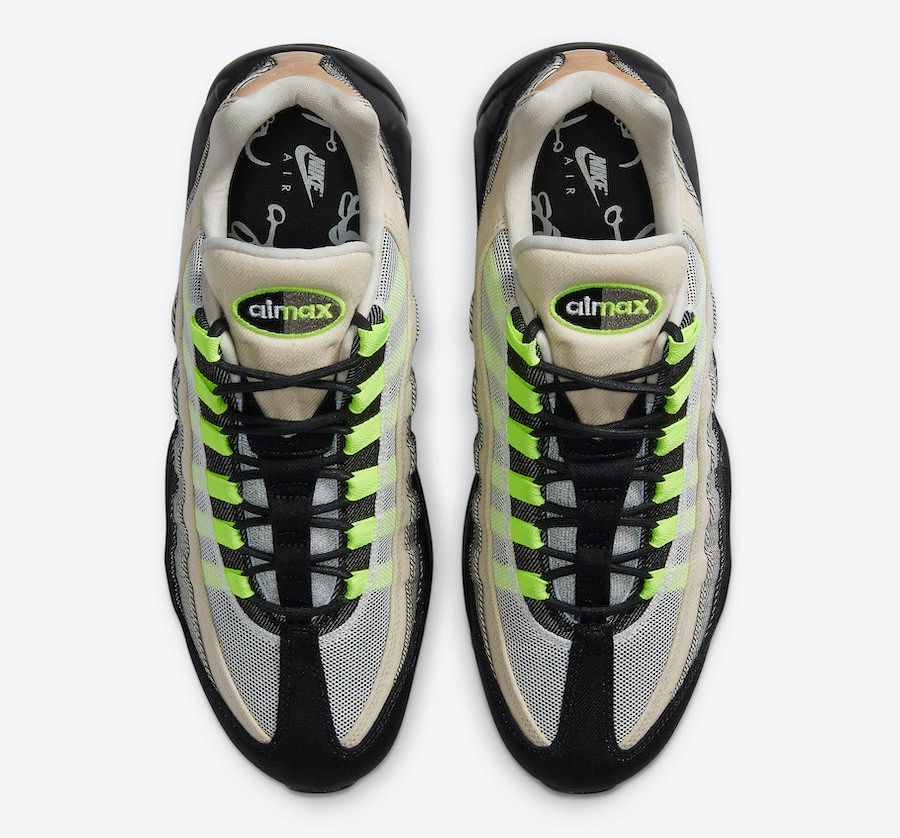 DENHAM Nike Air Max 95 Top