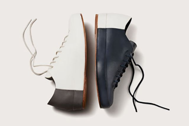 Feit Two Tone Sneakers 01