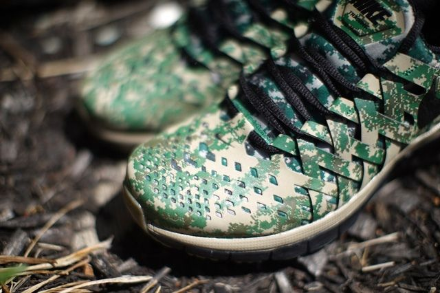Nike Fingertrap Max Nrg Camo 41