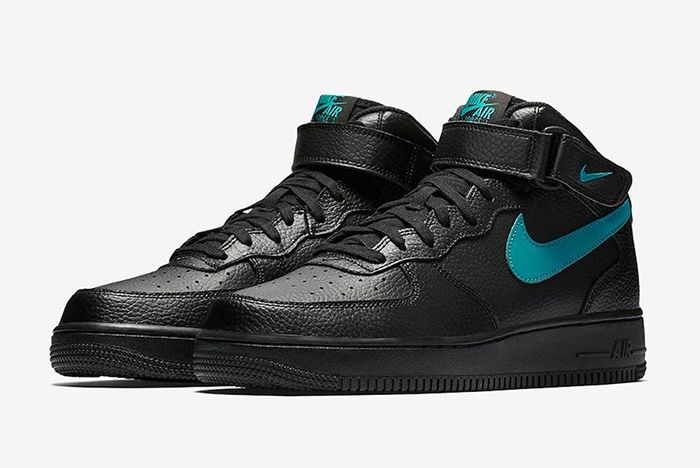 Nike Air Force 1 Mid Reflective Swoosh Pack 6