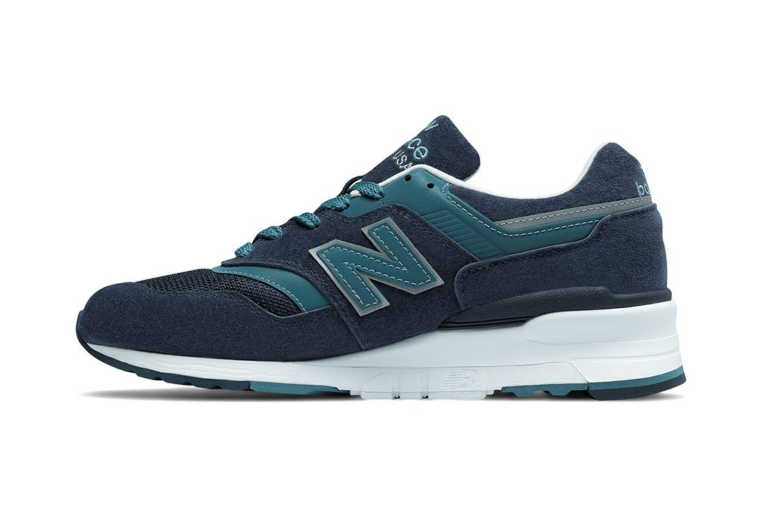 New Balance Made In Usa Connoisseur 997 Blue 2