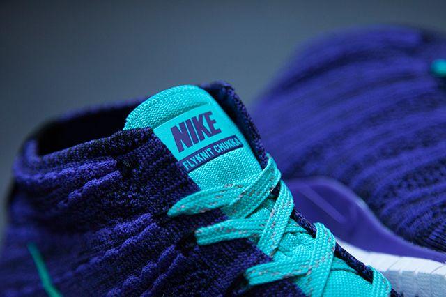 Nike Wmns Flyknit Chukka Hornets 2