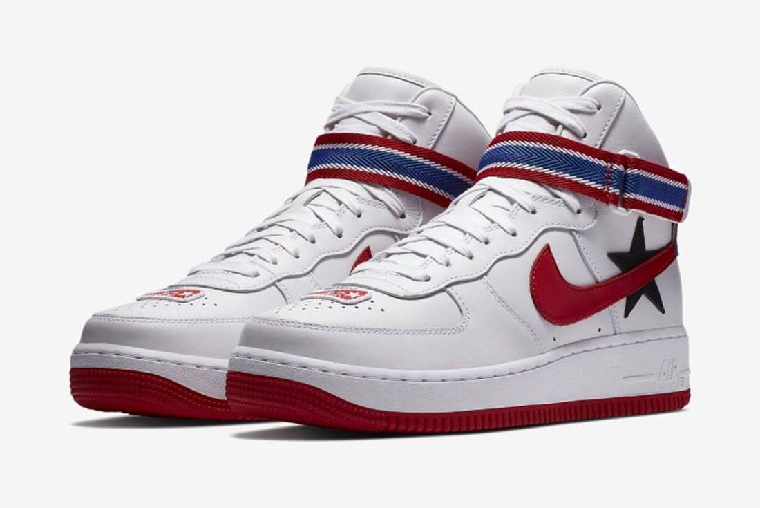 Riccardo Tisci X Nike Air Force 1 Release Date 1