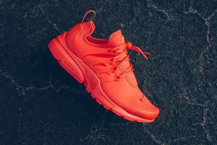 Nike Air Presto Prm Wmns Max Orange 3