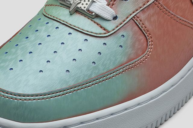 Nike Air Force 1 Low Preserved Icons Lady Liberty 7