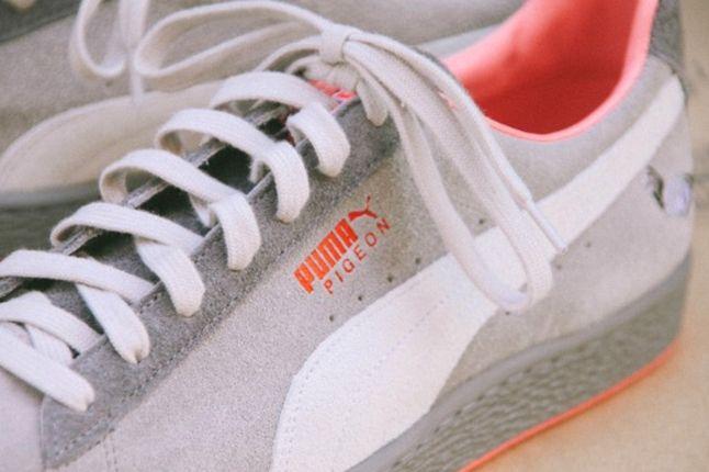 Puma Suede Pigeon Detail 1