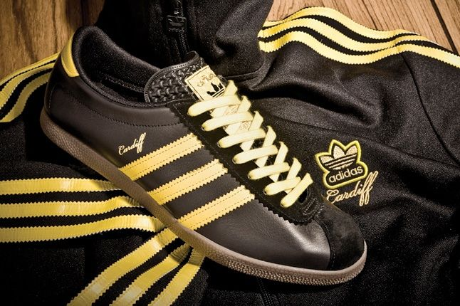Adidas X Size Cardiff 1