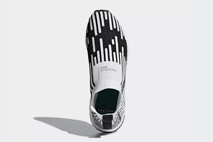 Adidas Eqt Support Sock Primeknit White 6