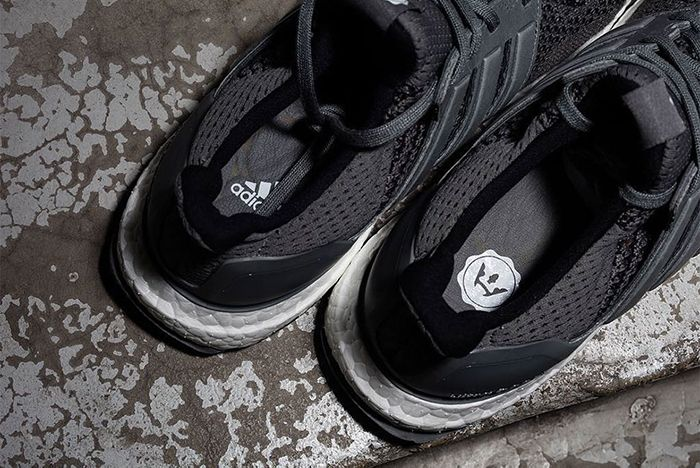 Highsnobiety X Adidas Ultra Boost 4