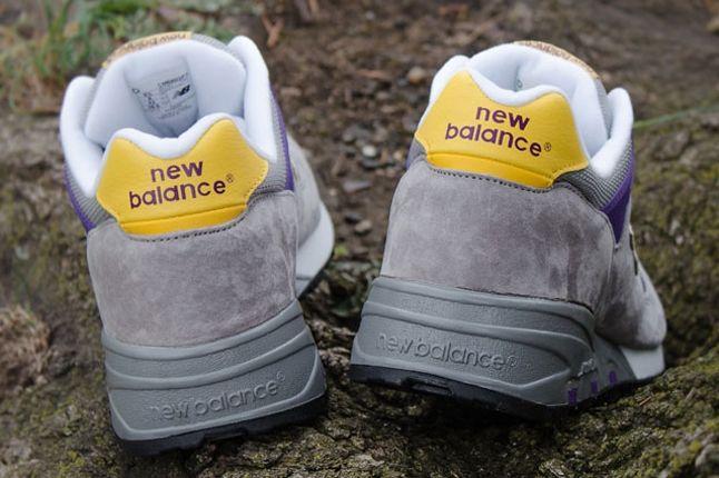New Balance 580 Lalakers Heel Detail 1