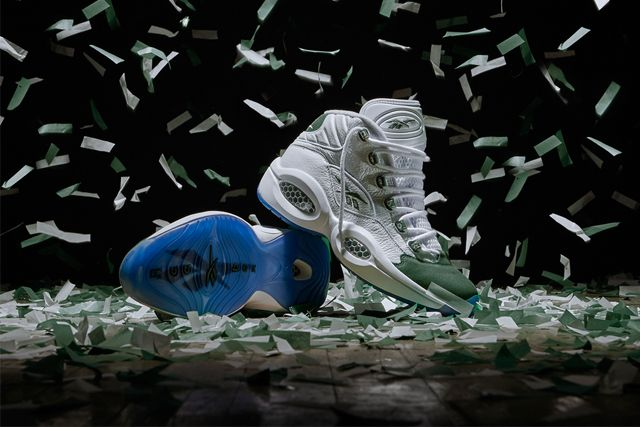 Reebok Question Mid Michigan State 5