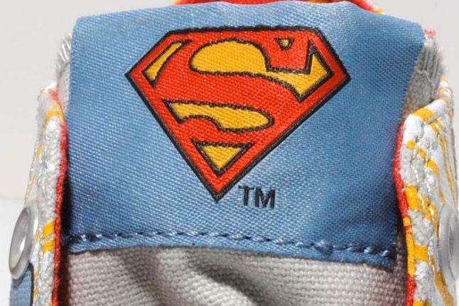 Converse Chuck Taylor Superman Tongue 1