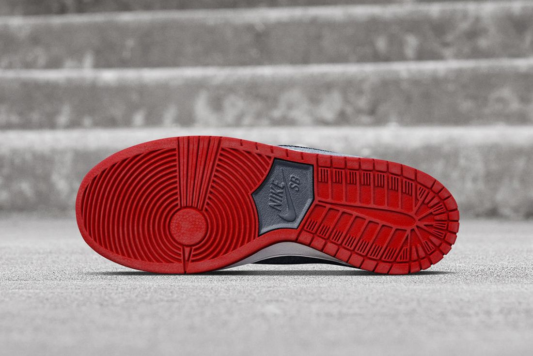 Nike Sb Dunk High Denim11