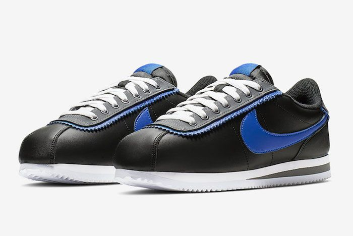 Nike Cortez Game Royal Toe