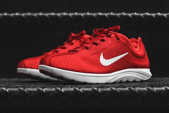 Nike Mayfly Lite Redwhite 2