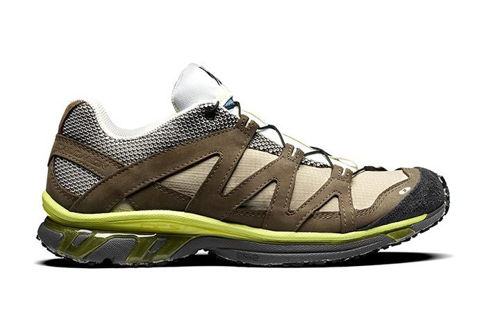 Salomon The Broken Arm Trail Pro Latral Side Shot