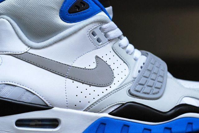 Nike Air Trainer Sc Ii White Photo Blue 3