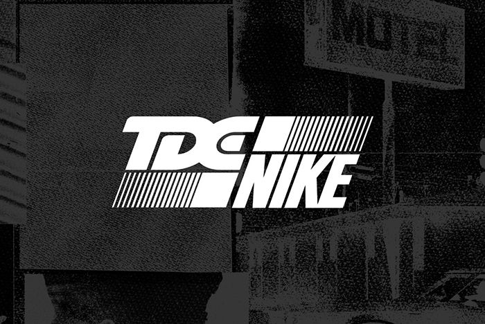 Tde Nike Logo